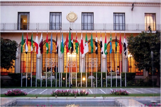 جائزة جامعة الدول العربية لتحالف الحضارات - العمل من أجل التعايش و الإحترام المتبادل