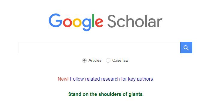 الباحث العلمي - تصنيف أفضل 10 باحثين جزائريين بواسطة Google Scholar